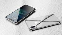 iPhone X: Extravagante Hülle ist der Hit auf Crowdfunding-Plattform