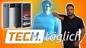 Samsung Galaxy Note 9 ohne Notch, Pixel 3 XL ohne Dual-Kamera, Facebook-Messenger mit Nerv-Werbung – TECH.täglich