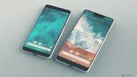Pixel 3 (XL): So groß werden die Google-Smartphones wirklich