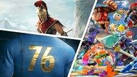 13 Spiele der E3 2018, die schon in diesem Jahr erscheinen