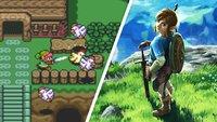 Ein 14-Jähriger spielt zum ersten Mal Zelda: A Link to the Past – das ist sein Fazit