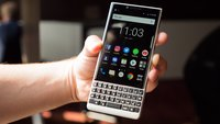 BlackBerry KEY2 im Hands-On-Video: Tastatur-Smartphone weiter gedacht