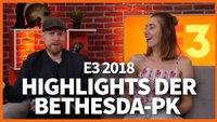 The Elder Scrolls 6, Fallout 76 und mehr: Die Bethesda-Pressekonferenz im Rückblick