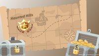 Fortnite BR: Schatzkarte und Schatz von Haunted Hills (Woche 9)
