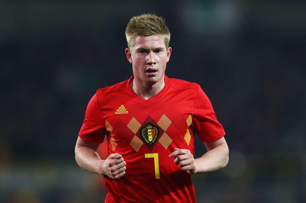 Belgien vs. Panama: Diese Smartphones benutzen Kevin De Bruyne und Michy Batshuayi