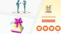 Pokémon GO: Freunde hinzufügen und Freundschaftslevel erhöhen