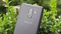Samsung Galaxy A6 Plus: Dual-Kamera im Test