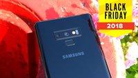 Samsung Galaxy Note 9 am Black Friday: Top-Handy zum Tiefstpreis kaufen