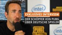 PlayerUnknown's Battlegrounds: Das hält Brendan Greene von den deutschen Fans