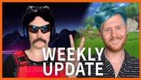 Weekly Update: 3 Releases, World of Warcraft und PUBG Invitational