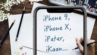 iPhone 2018: Wie heißen denn jetzt die neuen Apple-Smartphones?