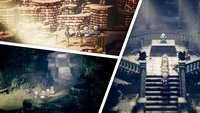 Octopath Traveler: Alle Schreine - Fundorte im Video