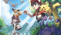 Pokémon Let's Go: Je nach Edition triffst du auf unterschiedliche Pokémon
