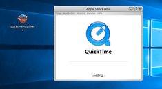 Windows 10: QuickTime installieren – so geht's