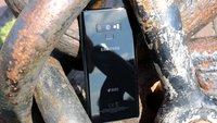 Galaxy Note 9 explodiert: Wiederholt sich Samsungs schlimmster Smartphone-Albtraum?