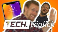 iPhone X Plus quasi bestätigt, Fortnite für Android und Wünsche an das Galaxy Note 9 – TECH.täglich