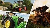 Landwirtschafts-Simulator 19: Fahrzeuge, Maschinen und Liste aller bestätigten Marken