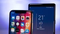 Galaxy S10 mit Notch? So will Samsung das nächste Top-Smartphone randlos machen