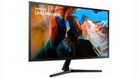 Samsungs neuer 4K-Monitor: Groß, hochauflösend – und bezahlbar