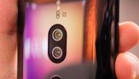 Sony Xperia XZ2 Premium im Hands-On-Video: Was für ein Smartphone-Klopper