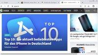 Google Chrome 69: Neues Design zum Jubiläum des beliebten Browsers