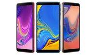 Samsungs Galaxy A7 (2018): Preis, Release, technische Daten und Bilder
