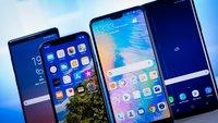 Top-10-Handys: Aktuelle Smartphone-Bestseller in Deutschland