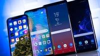 Stiftung Warentest hat geurteilt: Das sind die besten Smartphones