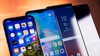 Samsung Galaxy S10: Das Beste reicht für Huawei – aber nicht gegen Apple