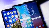 Gesichtserkennung nicht sicher: 30 Smartphones mit Fotos ausgetrickst