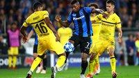 Borussia Dortmund – FC Brügge: Highlights des Spiels im Video – Champions League