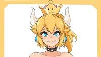 Nintendo erteilt Bowsette endgültig eine Abfuhr