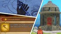 Dragon Quest 11: Schlüssel für rote und silberne Schlösser + Fundorte aller Türen