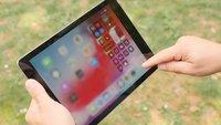 iPad-Gesten von iOS 12: Kontrollzentrum aufrufen, App schneller wechseln