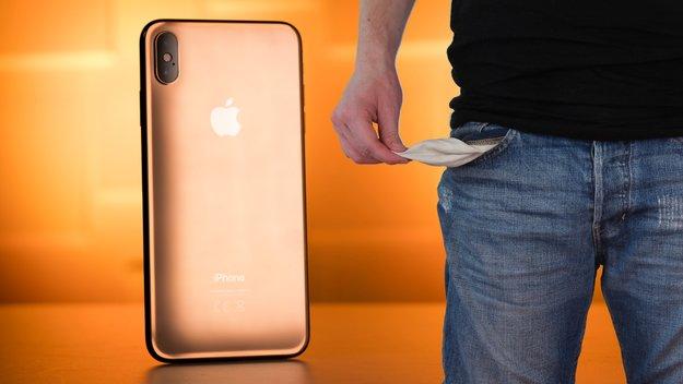 Unfassbare Gewinnspanne: So schröpft Apple Käufer des iPhone XS Max