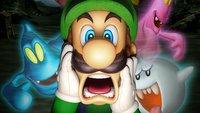 Luigi's Mansion auf dem 3DS angespielt: Noch mal ab in die Villa