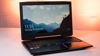 Medion Erazer X6805 im Test: Kraftvoller Gaming-Laptop mit kurzem Atem