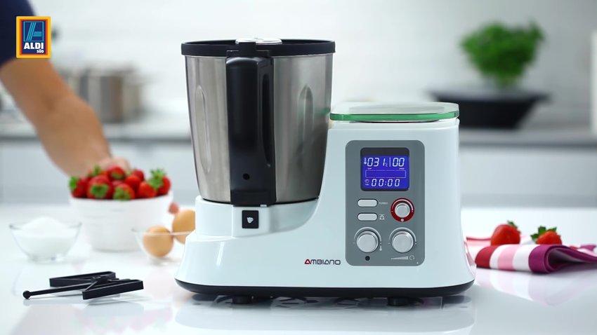 Aldi Küchenmaschine Ambiano 2019 2021