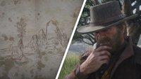 Red Dead Redemption 2: Schatz der Jack-Hall-Bande - 1.000$ schnell verdient