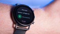 Smartwatch-Update: So löst Google das größte Problem der Uhren