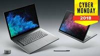Surface Book 2 am Cyber Monday: Microsofts 2-in-1-Notebook zum neuen Bestpreis erhältlich