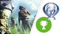 Battlefield 5: Alle Trophäen und Erfolge - Leitfaden für 100%