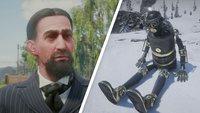 """Red Dead Redemption 2: Ein kluger Junge - Roboter finden für """"Künstliche Intelligenz"""""""