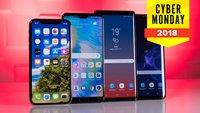Android-Smartphones am Cyber Monday: Diese Schnäppchen dürft ihr euch nicht entgehen lassen
