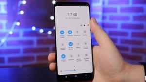 Android 9 für Galaxy S8 und Note 8: Samsung verteilt Update an mutige Smartphone-Nutzer