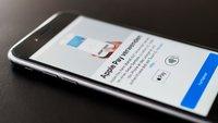 Termin-Updates für Apple Pay: Neues vom iPhone-Bezahldienst für Kunden der DKB und der Volks- und Raiffeisenbanken