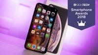 GIGA-Smartphone-Awards 2018: Das ist das beste Handy des Jahres