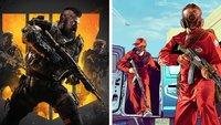 Das sind die meistgespielten PS4-Spiele