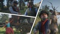 Red Dead Redemption 2: Alle Fremde-Personen-Missionen im Walkthrough