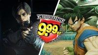 GameStop: Jump Force, Resident Evil 2 und andere für nur 9,99 Euro vorbestellen